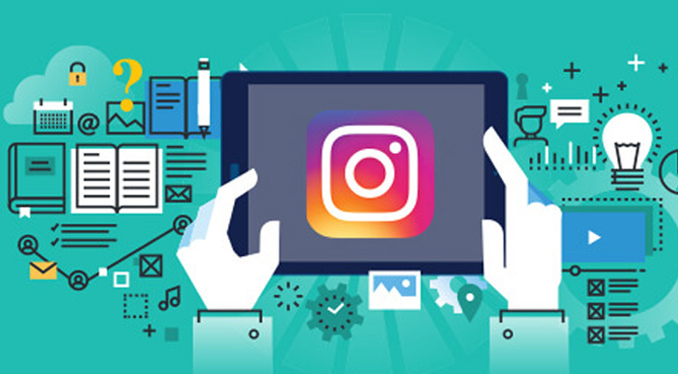 Create advertising content on Instagram